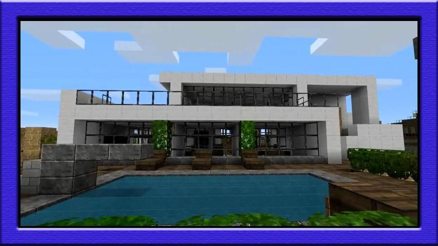 New modern house maps for mcpe for Android - APK Download