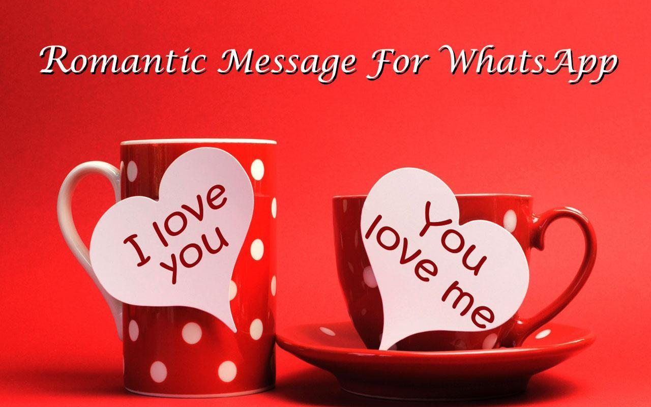 Romantic Messages & Missing you quotes collection for Android - APK