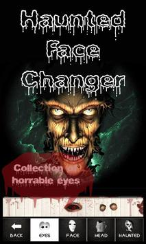 Haunted Face Changer poster