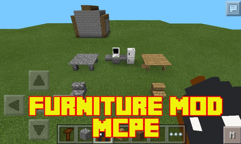 Furniture Mod Mcpe For Android Apk Download
