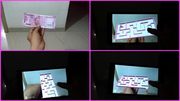 Modi Maze Keynote Game poster