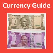 New Indian Currency Note Guide icon