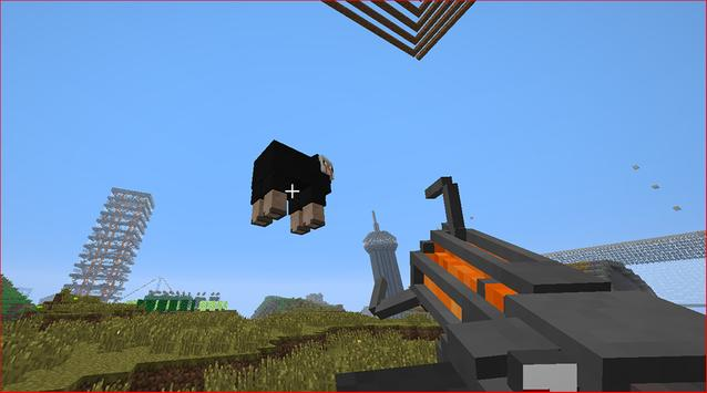 minecraft portal gun mod apk