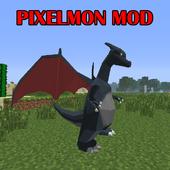 Mod Pixelmon MCPE icon