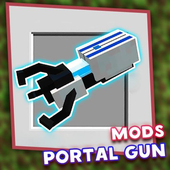 майнкрафт мод на портальные пушки 7