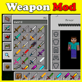 ikon Weapon Case mod for MCPE