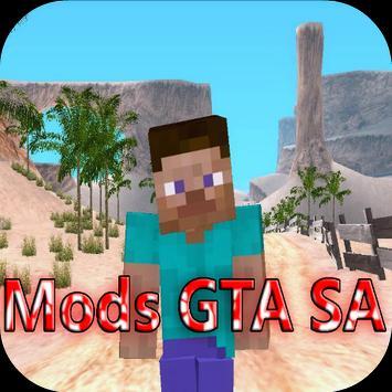 Mods GTA SA for Minecraft screenshot 2