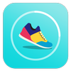 ikon Pedometer - Penghitung Langkah