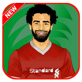 New Mohamed Salah Wallpapers icon