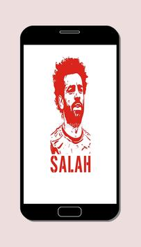 New Mohamed Salah Wallpapers screenshot 3