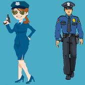 شرطة الاطفال المطور 2016 icon