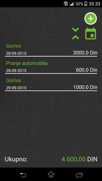 Moj Automobil apk screenshot
