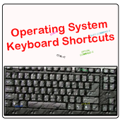 OS Keyboard Shortcuts icon