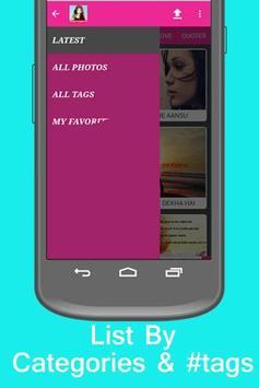 Shayari Images HD apk screenshot