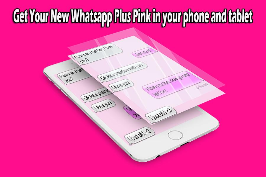 Pink Whatsapp Download For Android