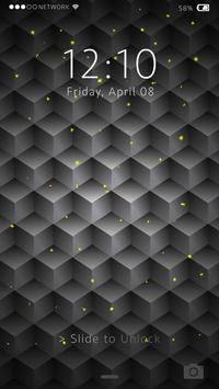 3D Lock Screen Live Wallpaper apk screenshot