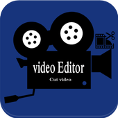 Editor and video maker icon