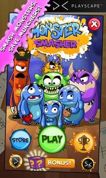 Monster Smasher poster