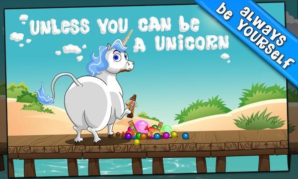 Unicorn Sugar Rush poster