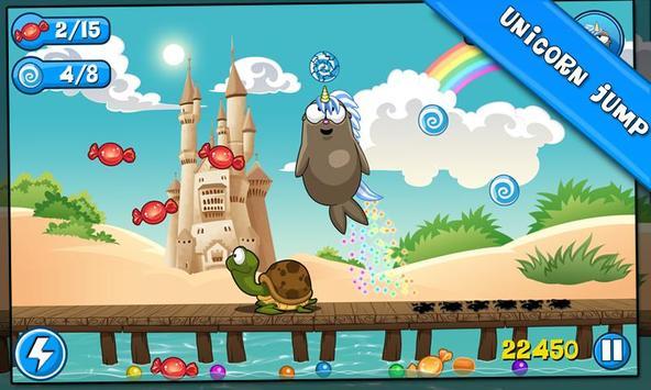 Unicorn Sugar Rush screenshot 4