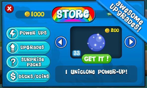 Unicorn Sugar Rush screenshot 6