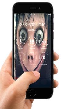 Call From Momo creepy screenshot 1