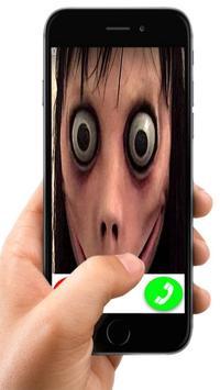 Call From Momo creepy screenshot 2