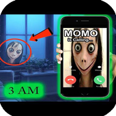 Call From Momo vedio-sms-chat icon