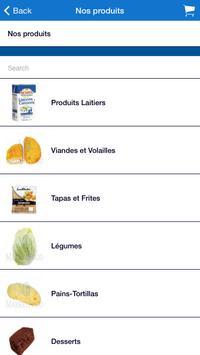 Market Food screenshot 1