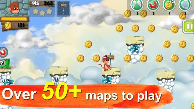 Monkey Kong Adventure apk screenshot