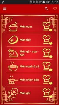 Cong Thuc Mon An poster