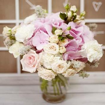 Bouquets of flowers, beautiful flowers for brides screenshot 2