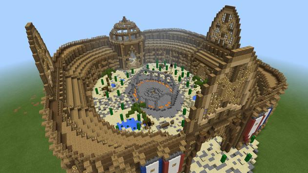 Royal Arena Minecraft map screenshot 8