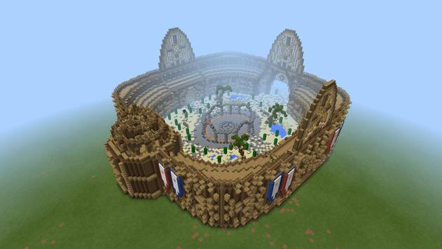 Royal Arena Minecraft map screenshot 10