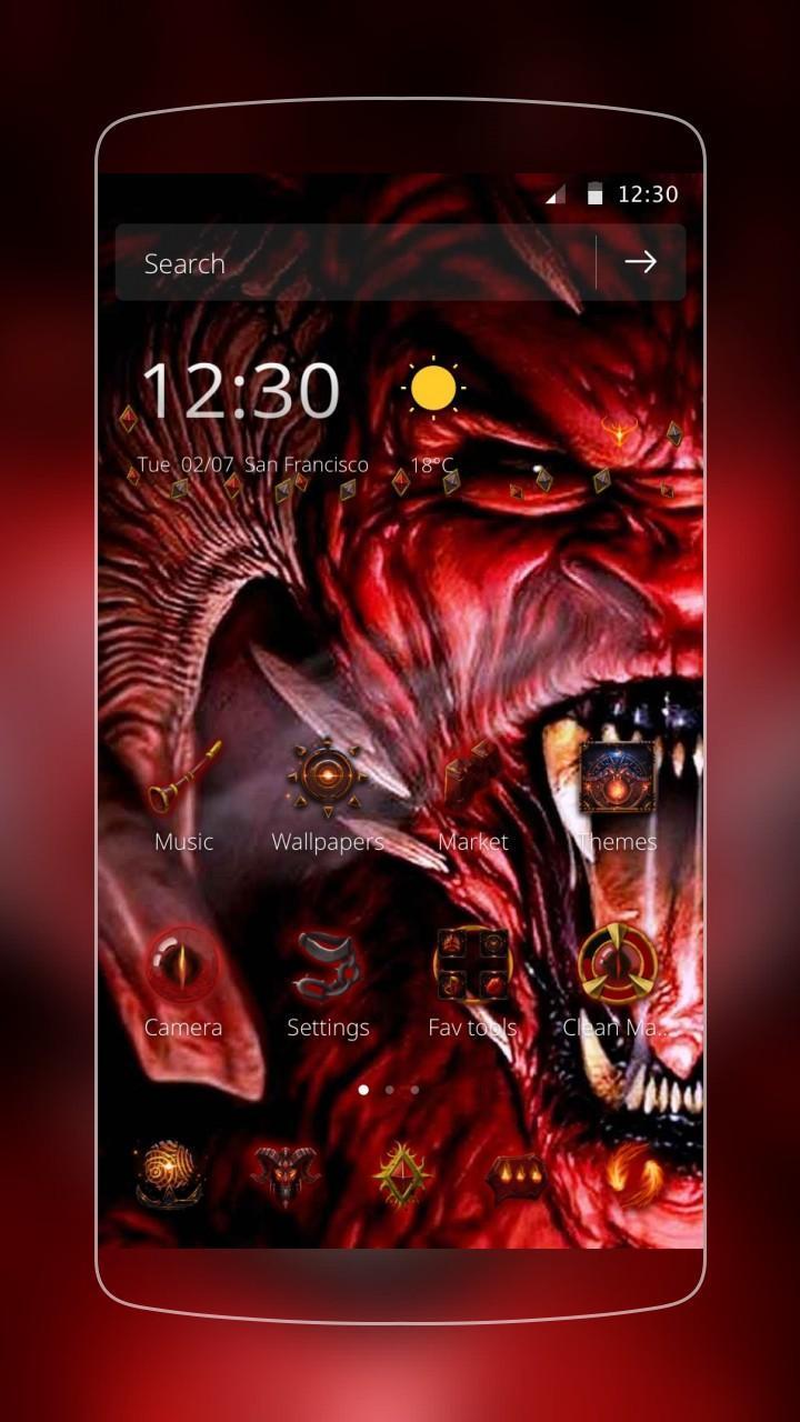 90+ Download Gambar Iblis Keren Terbaik