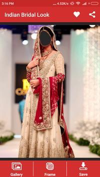 Indian Bridal Photo Montage screenshot 4