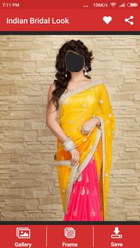 Indian Bridal Photo Montage poster
