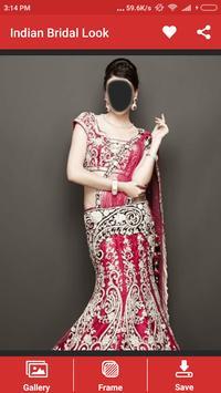 Indian Bridal Photo Montage screenshot 2