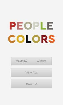 People Colors apk screenshot