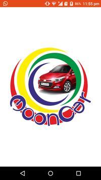 MooN Car Driver poster