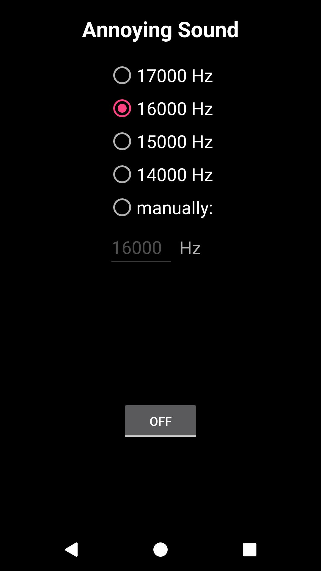 Annoying Sound for Android - APK Download
