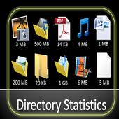 Directory Statistics icon