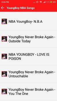 Youngboy nba Songs screenshot 1