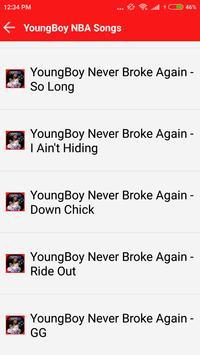 Youngboy nba Songs screenshot 2
