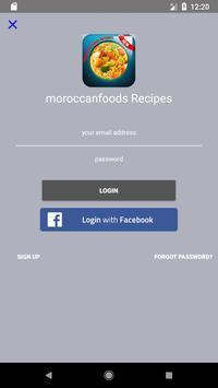 Moroccan Cooking Social Recipes 2018 screenshot 3