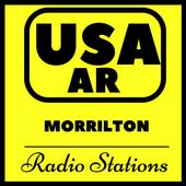 Morrilton Arkansas USA Radio Stations online icon