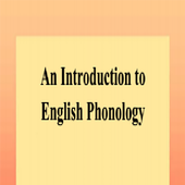 an introduction to english phonology icon