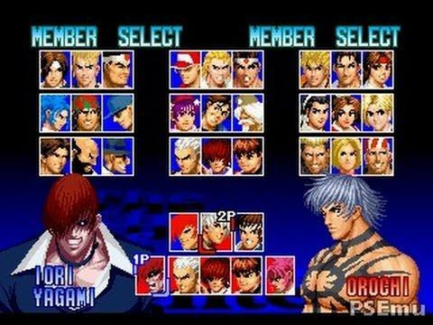 Guide For King Of Fighter 97 For Android Apk Download