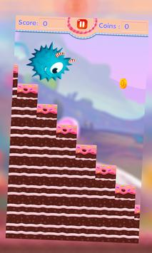 Monster in candyword apk screenshot