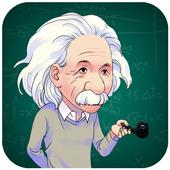 Professor Albert Einstein - Smart games icon